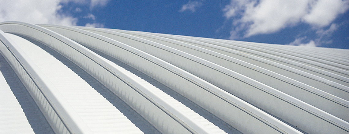 Wide Span Curved Roofs Spantech
