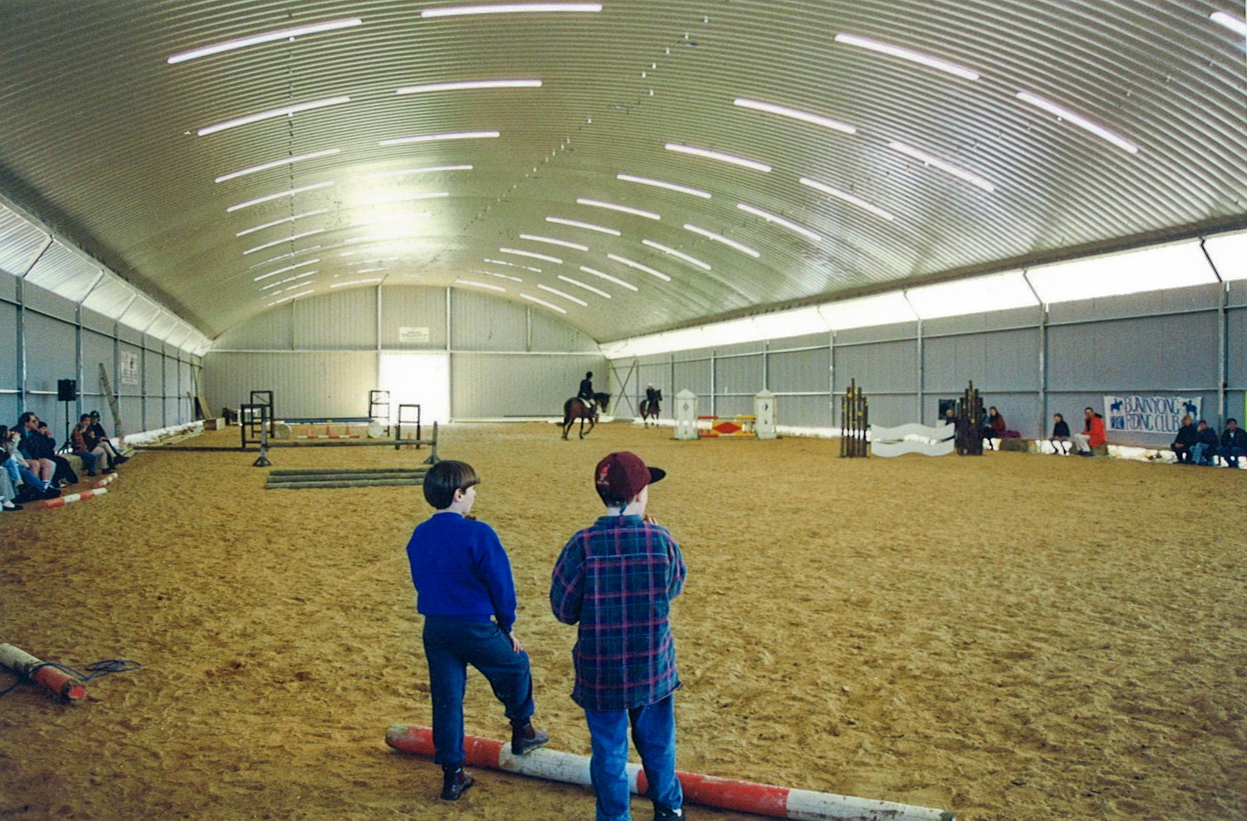 Unicorn Park Stud And Equestrian Centre Spantech